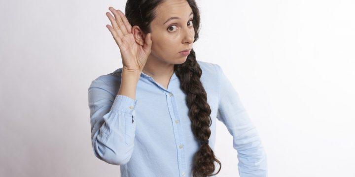 Dövblinda och kommunikation: Så kommunicerar dövblinda